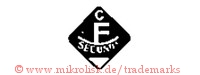 C F Secunda (in Raute)