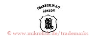 Chamberlin & Co. / London / HSL (im Schild) | jsh hjs lsh lhs