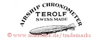 Airship Chronometer / Terolf / Swiss Made (mit Zeppelin)