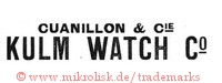 Cuanillon & Cie / Kulm Watch Co.