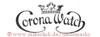 Corona Watch (mit Krone)