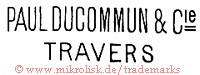 Paul Ducommun & Cie. / Travers