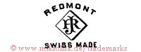 Redmont / RJ / Swiss Made