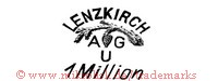 Lenzkirch / A.G.U. / 1 Million (mit Zweig)
