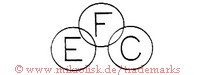 E F C (in Kreisen)