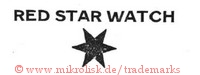 Red Star Watch (mit Stern)