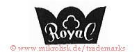 Royal (in Krone)