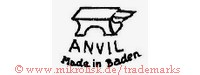 Anvil Made in Baden (mit Amboss)