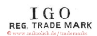 IGO / Reg. Trade Mark