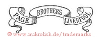Page Brothers Liverpool (auf Banner)