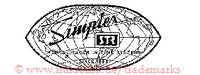 Simplex / STR / World Leader in Time systems since 1888 (auf Globus)