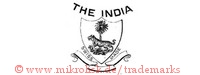 The India / Swiss Made (mit Schild, Banner, Tiger und Palme)