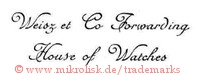Weisz et Co Forwarding / House of Watches