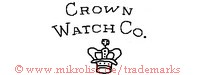 Crown Watch Co. (mit Krone)