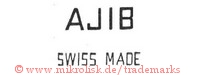 AJIB / Swiss made