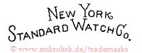 New York Standard Watch Co.